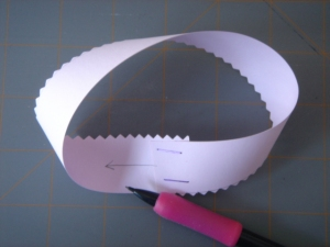 Paper Moebius Strip