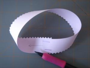 Paper Moebius Strip