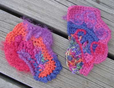Taking your Yarn for a Walk Fragments