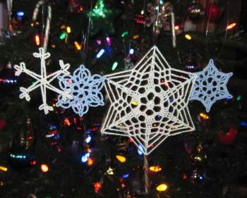 Finished-Snowflakes