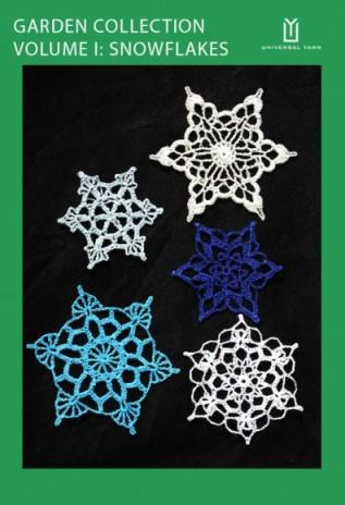 5 Snowflakes - Universal Yarn