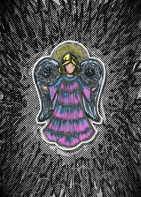 Sm Angel Drawing 2