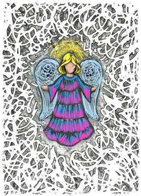 Sm Angel Drawing 4