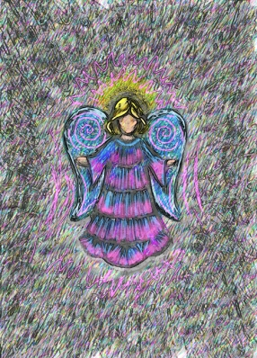Sm Angel Drawing 8