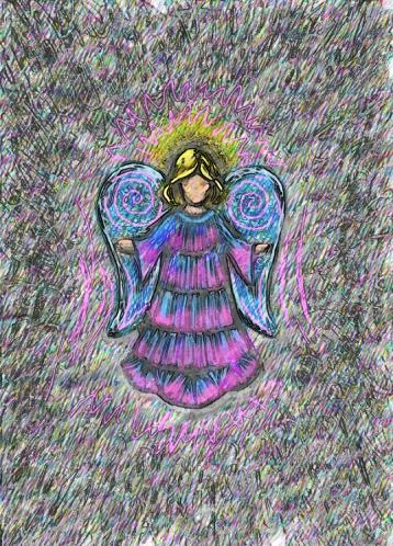 Sm Angel Drawing 8