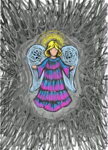 Sm Angel SNote
