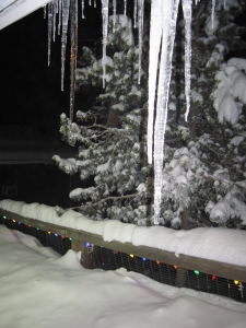 Deck at Night 1