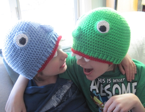 Boys in Hats