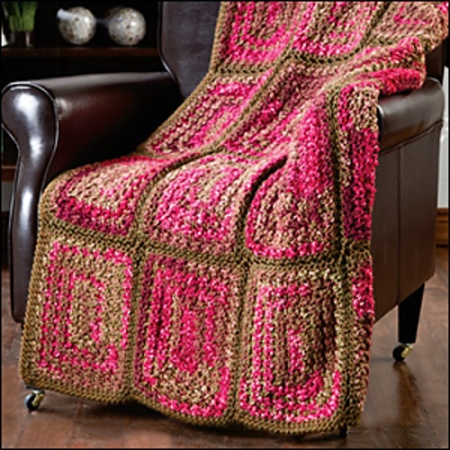 Photo courtesy of  Crochet World/Annie's Publishing