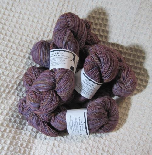 Plain n Fancy Yarn