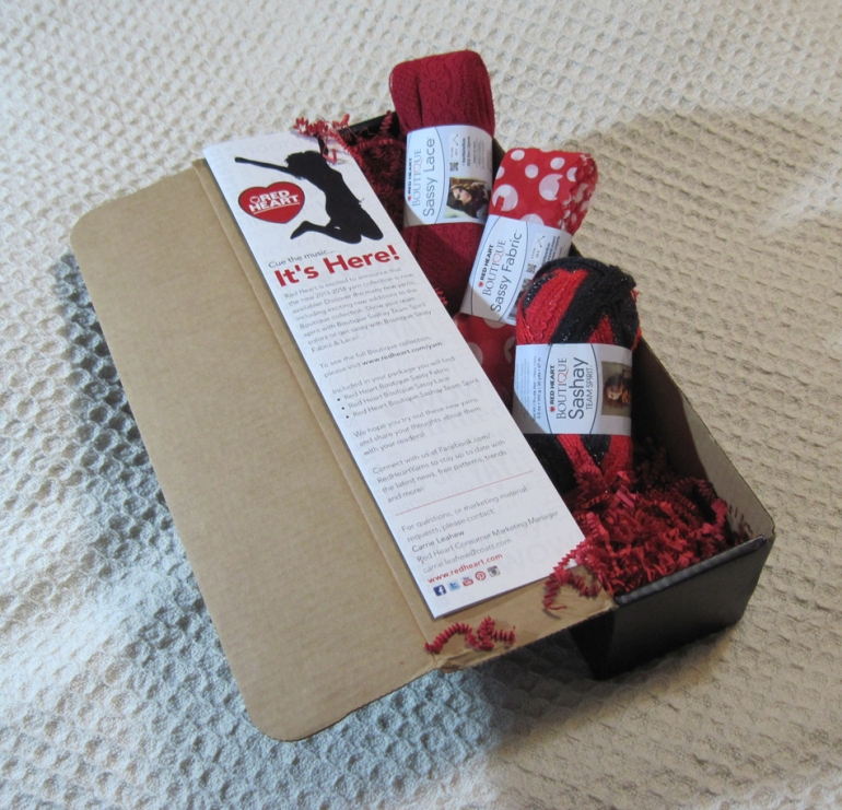 Yarn in the Box