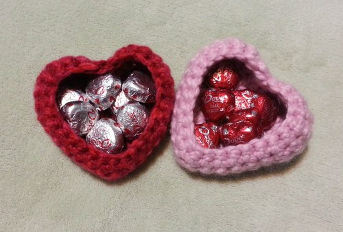 Heart Baskets