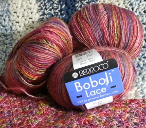 Boboli Lace w fabric