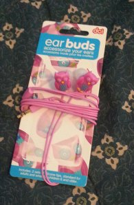 Irrestible Earbuds