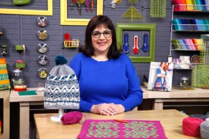 The wonderful Karen Whooley photo courtesy of Craftsy.com