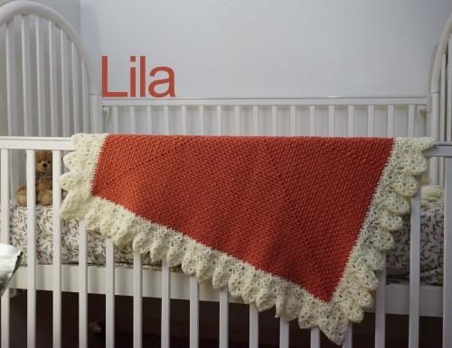 Lila Blanket MC photo