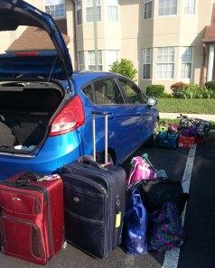 Loading the Car 1