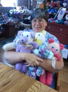 Margie and her bears
