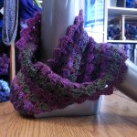 Twisted Garden Cowl