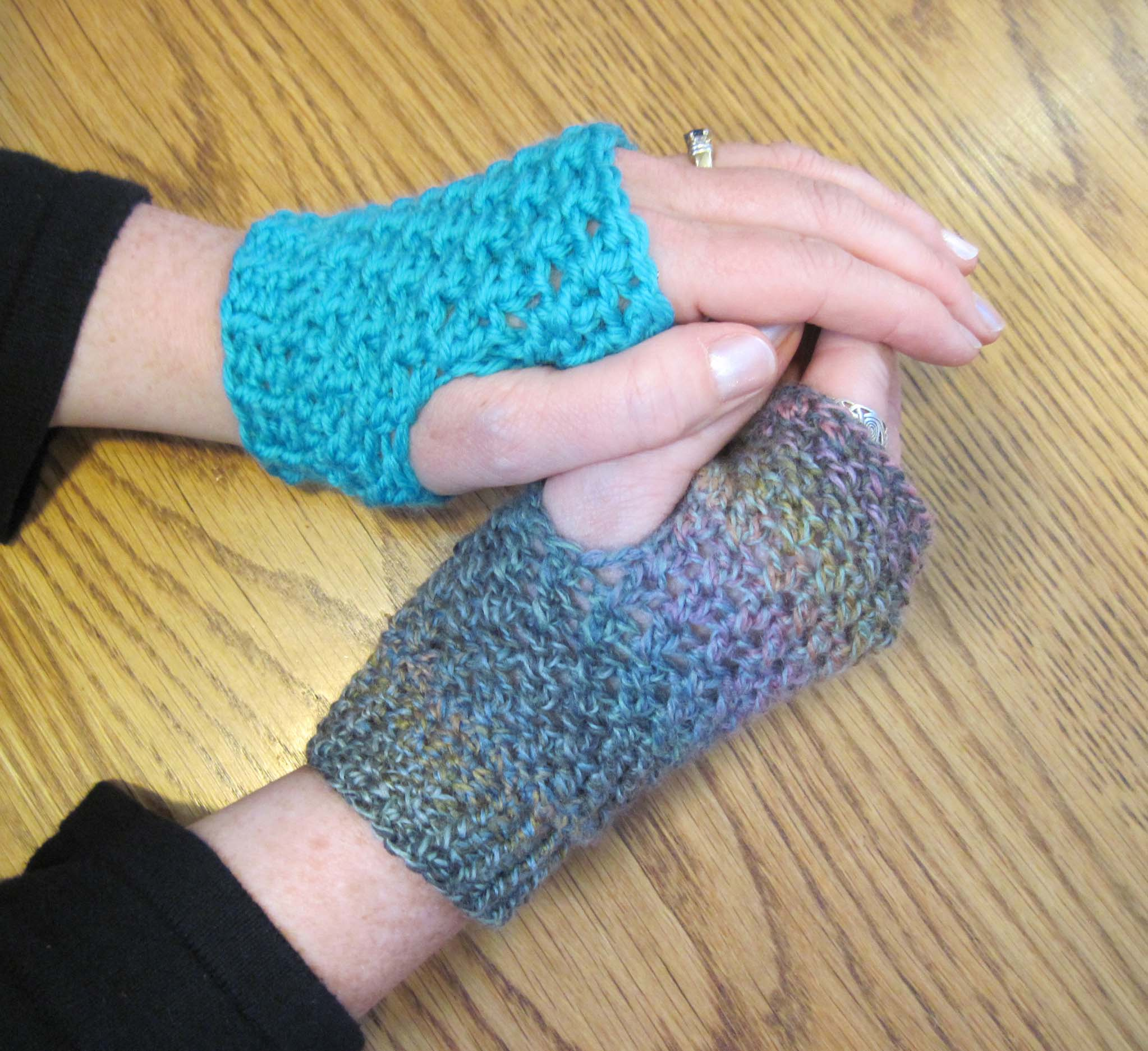 Crocheting With Hands : Just because I?m too excited about this to wait until the weekend to ...