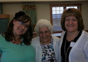 3 generations of Mothers