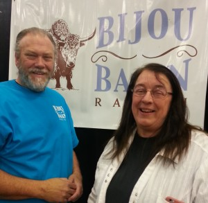 Carl and Eileen of Bijou Basin