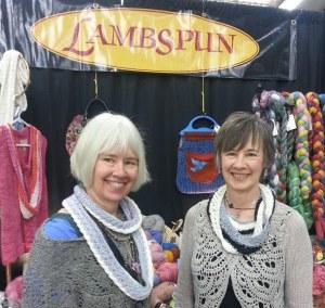 Lambspun Ladies