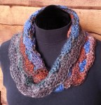 Anna Moebius Cowl - Andee Graves M2H Designs