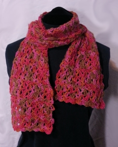 Paris Garden Scarf / M2H Designs