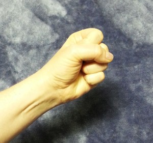 Hand Stretch - Fist