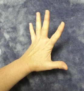 Hand Stretch - Push