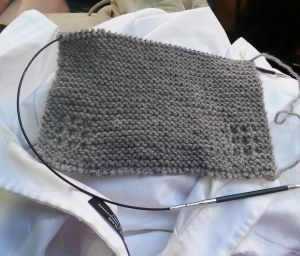 My knitting 2