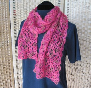 Paris Garden Scarf - M2H Designs