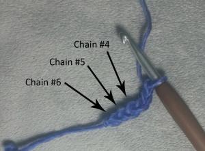Beginning Chain 6