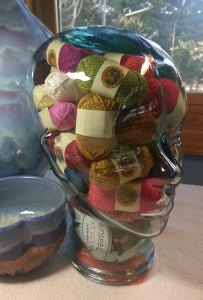 Head and Heart full of Yarn