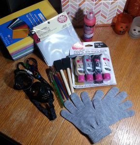 Supplies for Crafting