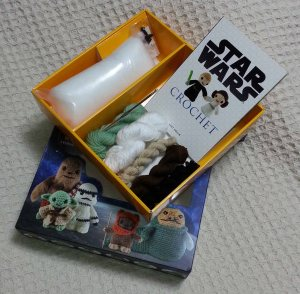Star Wars Kit Open