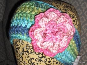 Lorraine-Free-Crochet-Ear-Warmer-Pattern-Blue-Green