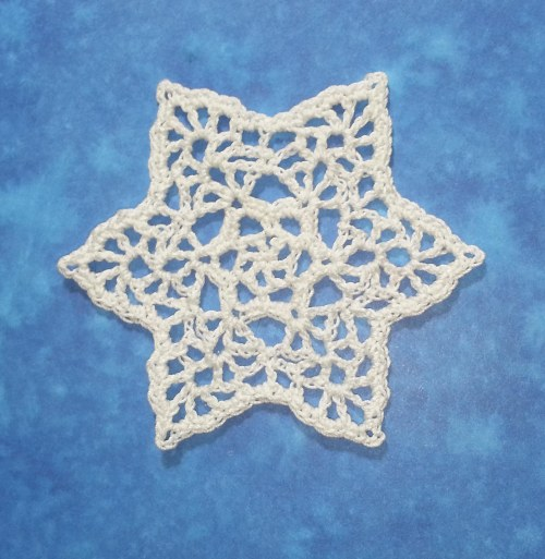 Light as Lace Snowflake - M2H Designs