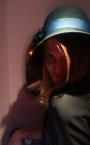 Mara with Hat