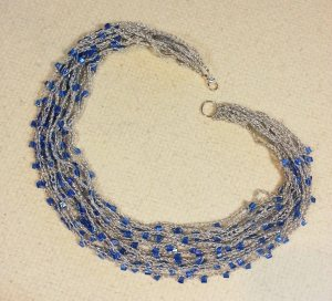 Completed Necklace