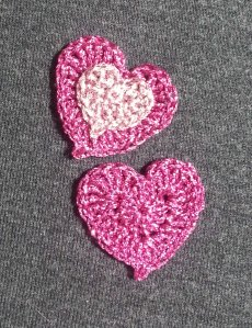 2 hearts to start with