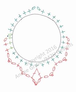 Stitch Chart for