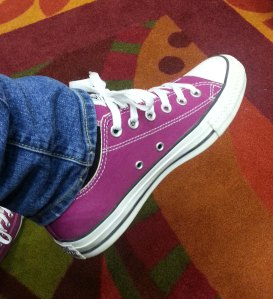 Brenda's Shoe
