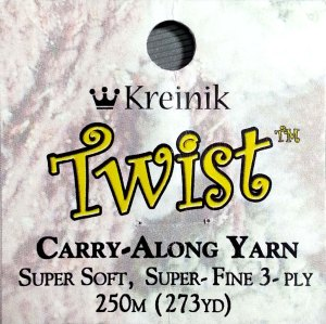 Kreinik Twist label
