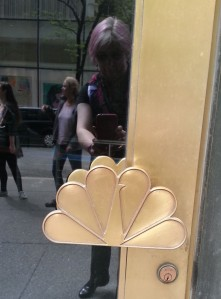 NBC Door Pull