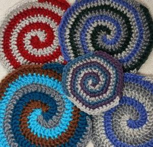 Art Science Spirals