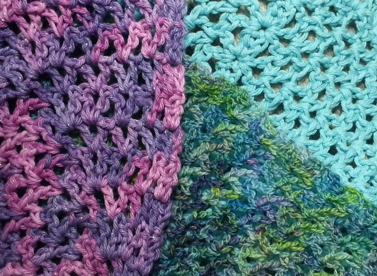 Current Crochet Projects