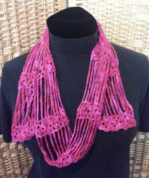 Sweet Song Decorative Scarf