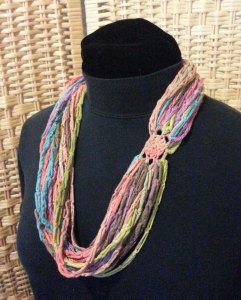 Loopy de Loop Necklace blocked - Andee Graves M2H Designs